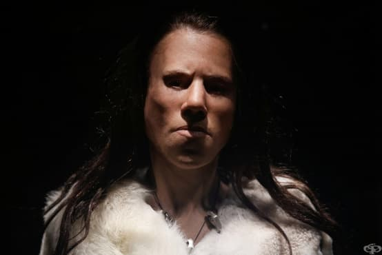 Запознайте се с Авги – жена, живяла преди 9 000 години в днешна Гърция - изображение
