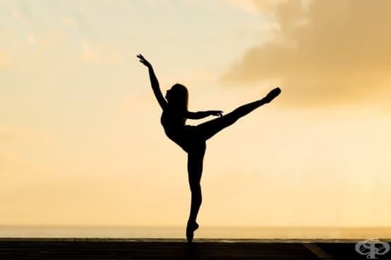 Какво е идеалното тяло за една балерина - изображение