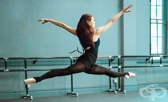 10 съвета за фина фигура, дадени от балерини - изображение