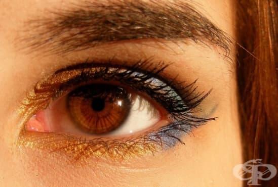 Хората с кафяви очи  - искрени и чувствителни - изображение