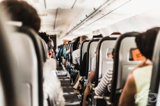 Баща на стюардеса изминава всички полети по коледните празници с дъщеря си - изображение