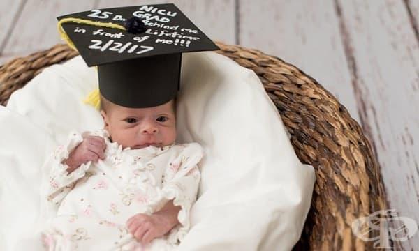 Празник на живота: Церемонии за недоносени бебета организират в болница в Северна Каролина - изображение