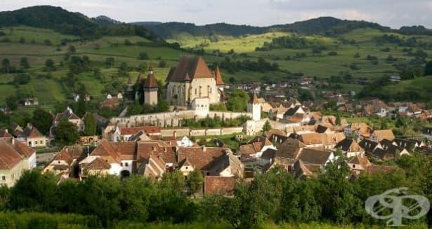 Биертан - румънското селце, в което има само един развод за 300 години - изображение