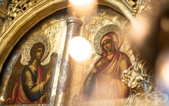 Български традиции и обичаи на Благовещение - изображение