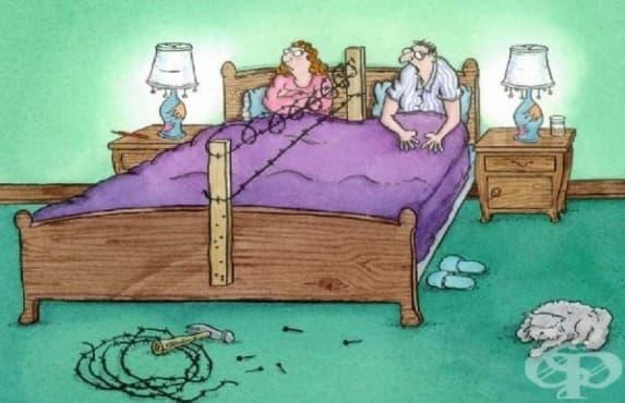 10 забавни разговора между съпрузи - изображение
