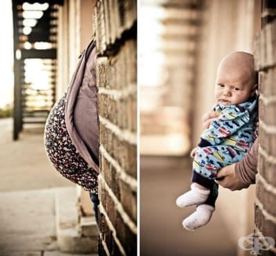 Чудото на бременността в 15 забавни снимки - изображение