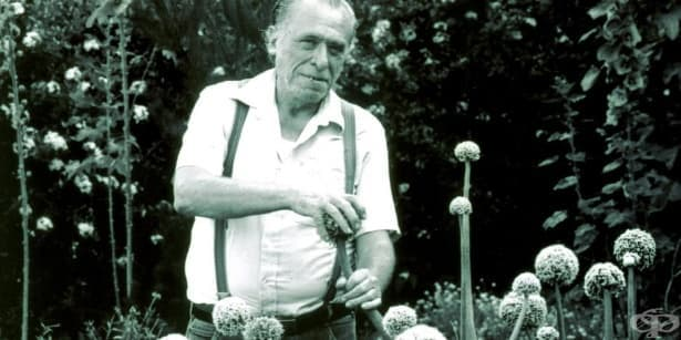 """""""Не се опитвай"""": посланието върху надгробната плоча на Буковски - изображение"""