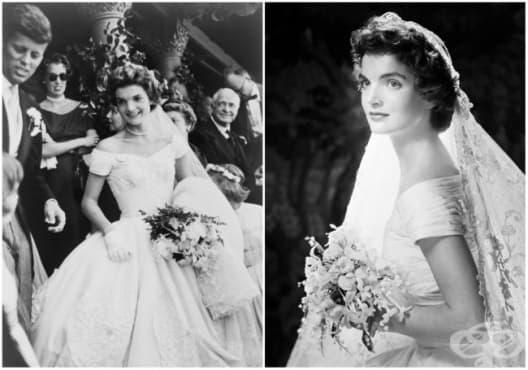 10-те най-популярни сватбени рокли, оставили следа в модната история - изображение