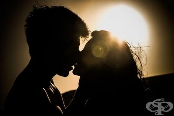 Различните видове целувки и тяхното значение - изображение