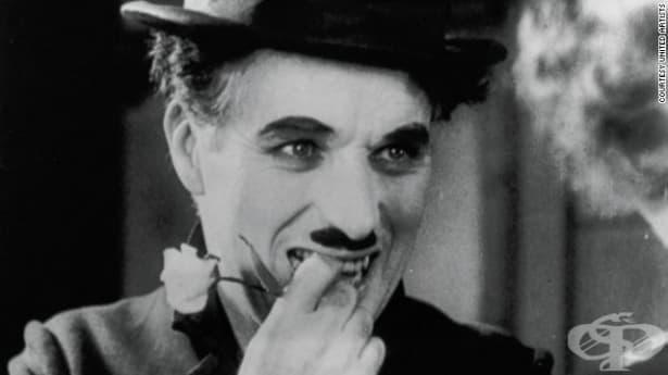 Чарли Чаплин - Животът щеше да е прекрасен, ако хората просто можеха да те оставят на мира - изображение