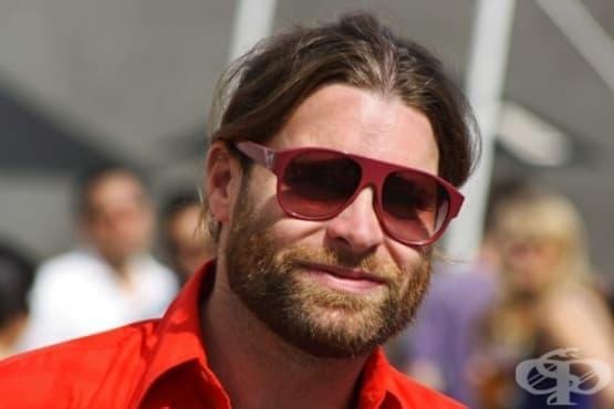 Защо някои мъже имат червени косми в брадата, въпреки че не са с червена коса? - изображение