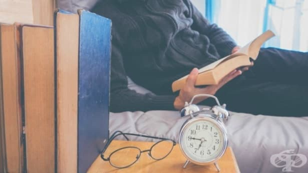 6 причини защо трябва да четем преди сън - изображение