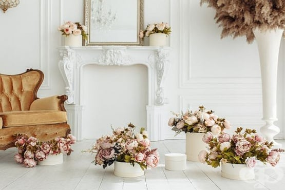 Как да използвате цветята като фъншуй символ във вашия дом - изображение