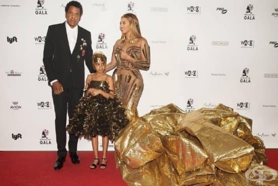 Дъщерята на Бионсе със собствен стилист и шопинг асистент - изображение