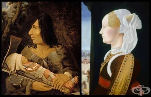 18 странни стандарти за красота от историята, които биха били напълно отвратителни днес - част 1 - изображение