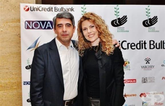 Деси Банова и Росен Плевнелиев: Душите ни се намериха  - изображение