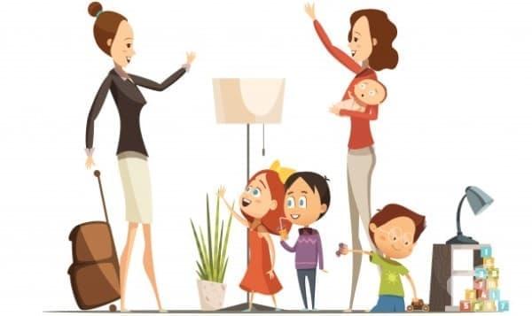 Детегледачка: Родителите не са щастливи. Те са стресирани и изчерпани - изображение