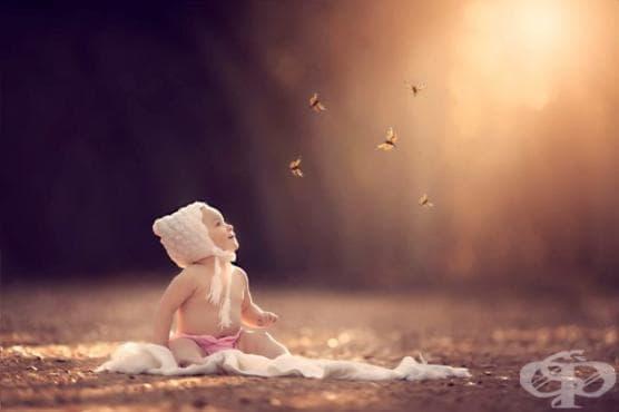 Децата мечтаят на широко и този фотограф го пресъздава с апарат в ръка (галерия) - изображение