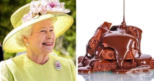 """Пържола, джин и шоколад - диетата за """"магическо"""" здраве на кралица Елизабет Втора  - изображение"""