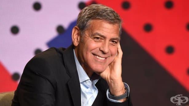 Джордж Клуни раздаде куфарчета с 1 млн. долара на приятелите си - изображение