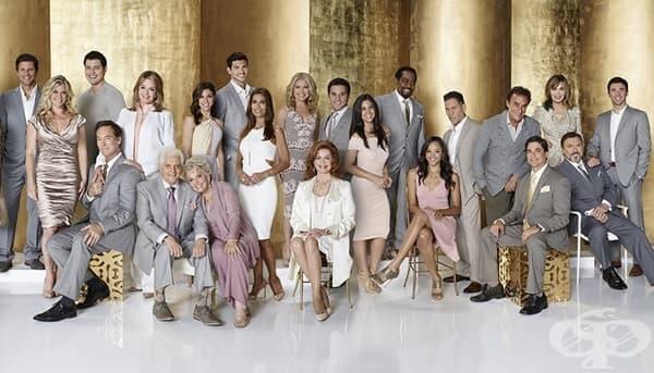 10-те сериала и шоу програми с най-много епизоди в историята на киното и телевизията - изображение