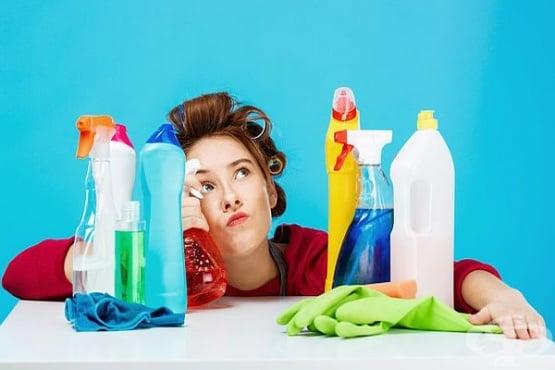 Направете си 7 продукта за домакинството само с 2 съставки - изображение