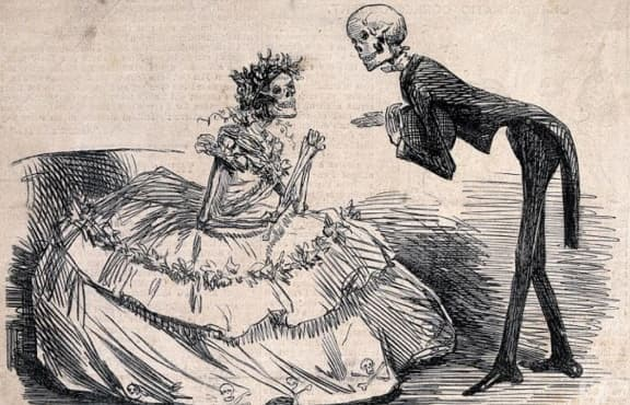 Дрехите убийци на XIX век - изображение