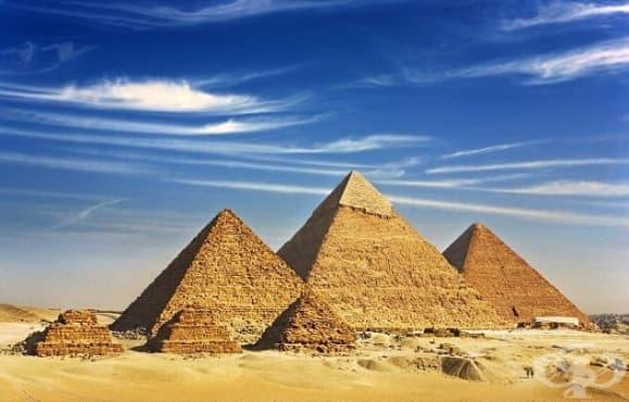 Новооткрит папирус разкрива най-голямата загадка на пирамидите – как са били построени - изображение