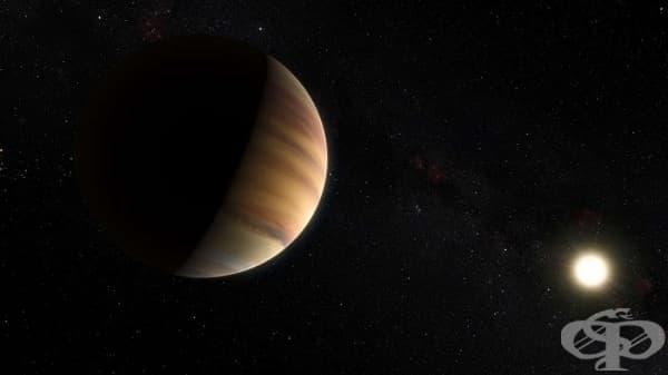 Учените засекли вода на една от първите открити екзопланети - изображение