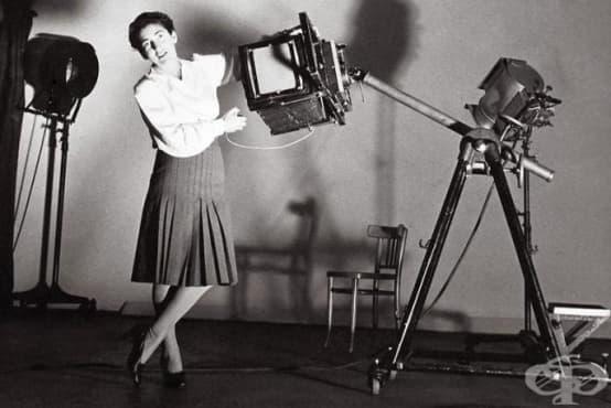 Елсбет Джуда и първите британски супермодели - изображение