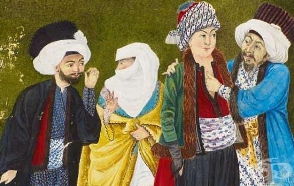 От диви оргии до секс в гробница – еротичният ръкопис на анонимен шейх - изображение