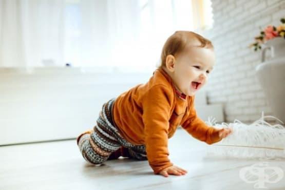 Етапи на развитие на бебешката реч - изображение