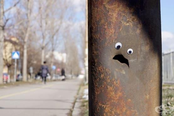 Еyebombing – уличното изкуство, което вдъхва живот на софийските улици - изображение