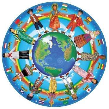 Вижте кои езици са най-влиятелните в света. Прочетете повече за изследването на глобалната езикова мрежа (карта+видео) - изображение