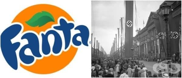 Напитката Fanta е създадена в нацистка Германия - изображение
