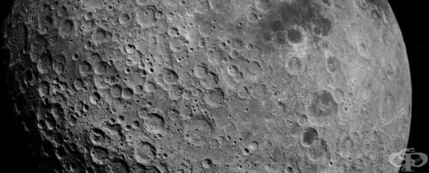 На Луната има вода, но в странно химично състояние - изображение
