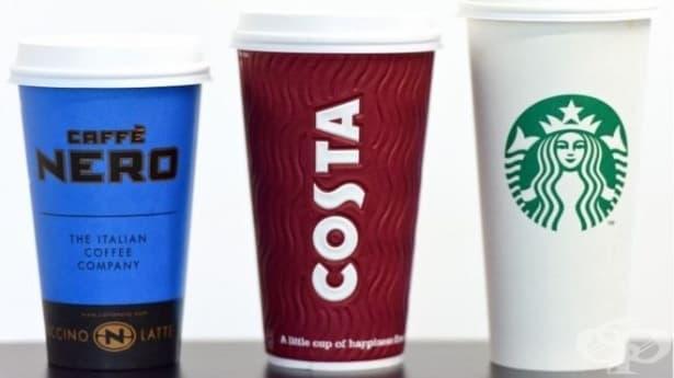 Внимание: Опасни бактерии в леда на британските Коста, Старбъкс и Кафе Неро - изображение