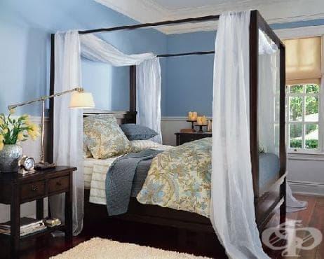 Идеалното легло според законите на Фън Шуй - изображение
