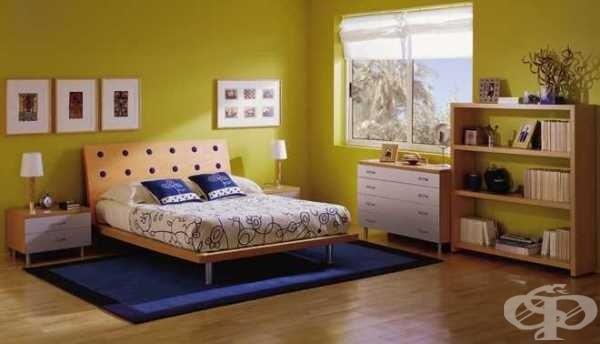 Как да подредите спалнята според законите на фъншуй - изображение