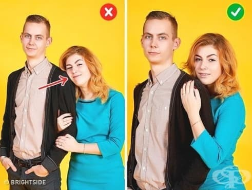 10 трика: как да излизате като фотогенична холивудска двойка на снимки? - изображение