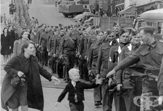8 снимки, които не могат да бъдат открити в учебниците по история - изображение