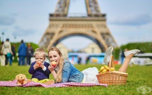 Защо френските деца рядко се разгневяват? - изображение