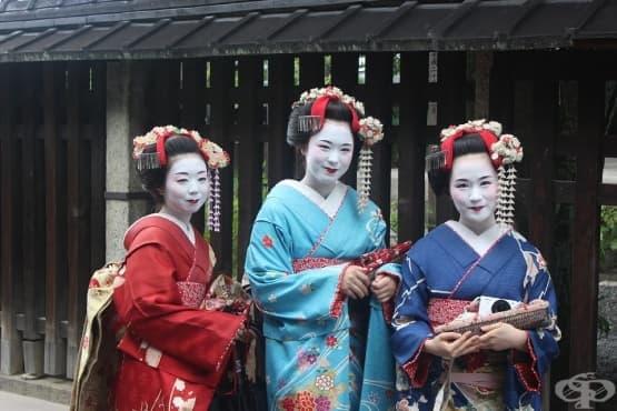 Стандартите за красота в Япония през периода Хейан - изображение