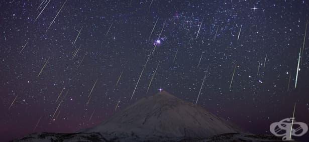 Метеоритният дъжд Геминиди – най-голямото звездно шоу за 2017 г. - изображение
