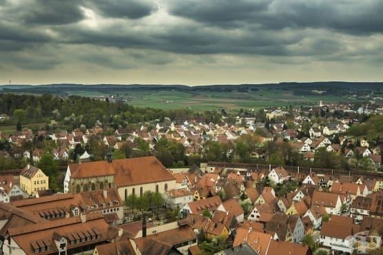 Сгради в германски град съдържат хиляди микроскопични диаманти - изображение
