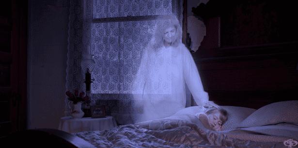 Шотландско семейство търси бавачка за децата си в обитавана от духове къща - изображение