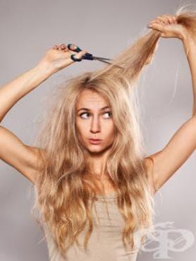 Как сами да подстригваме косата си на степени (снимки + видео) - изображение
