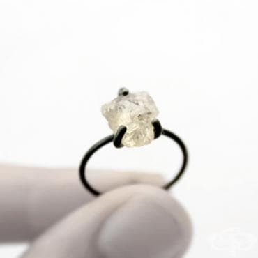 Вижте вълшебно красивите годежни пръстени от оксидирано сребро на хърватския бижутер Mirta - изображение