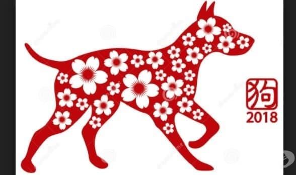 Китайски хороскоп 2018 - Годината на земното куче - изображение