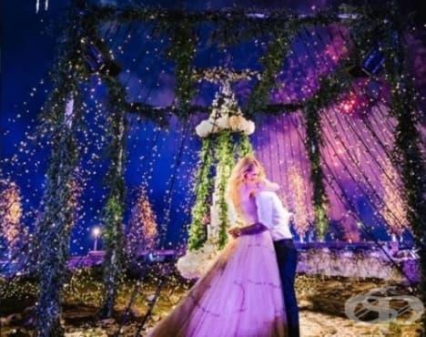 Голямата и луда италианска сватба на най-известната модна блогърка в света - изображение